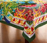 Pottery Barn Butterfly Tablecloth