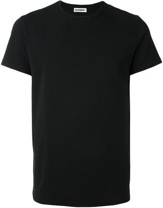 Jil Sander Crew neck cotton T-shirt