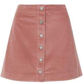 Elizabeth and James Prewitt Cotton-corduroy Mini Skirt