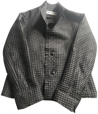 Issey Miyake Black Jacket for Women