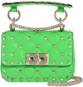 Valentino Micro Rockstud Spike It Leather Shoulder Bag