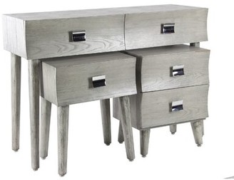George Oliver Palmore 5 Drawer Accent Chest
