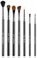 Sigma Beauty Seven-Piece Basic Eyes Brush Kit