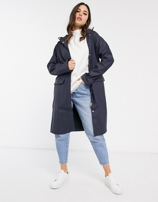 Y.A.S Esmee wool trench coat