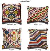 Jonathan Adler - bargello pillows by jonathan adler