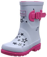 Joules Girls Welly Wellington Boots,12 Child UK 31 EU