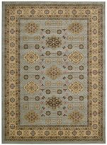 Nourison MYN08 Maymana Rectangle Area Rug