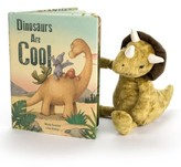 Jellycat Infant Boy's Dinosaurs Are Cool Book & Plush Toy