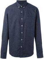 Ami Alexandre Mattiussi button down shirt - men - Cotton - 41