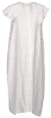 Manostorti 3/4 length dress
