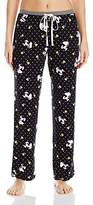 Peanuts Women's Knit Pajama Pant