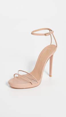Aquazzura Minimalist 115 Sandals