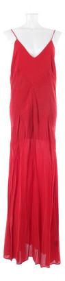 Anine Bing Red Viscose Dresses
