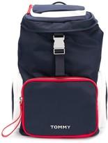 Tommy Hilfiger multi-pocket backpack