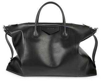Givenchy Large Antigona Soft Leather Satchel