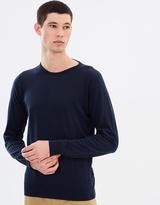John Smedley Crew Sea Island Cotton Sweater