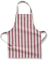 Williams-Sonoma Williams Sonoma Striped Kid Apron, Claret