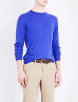 Ralph Lauren Purple Label Crewneck cashmere jumper
