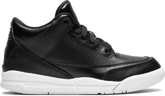 Jordan high top 3 Retro BP sneakers