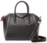 Givenchy Antigona Small Stitched Leather Satchel