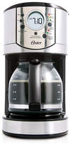 Oster 12 Cup Programmable Stainless Steel Coffee Maker