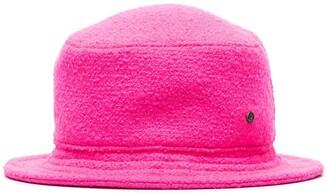 Maison Michel Jason textured bucket hat