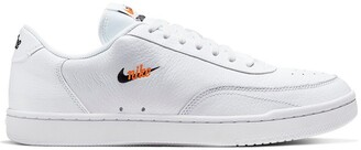 Nike Court Vintage Premium Trainers in Leather