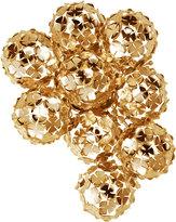 Terzani Orten'zia Cluster Wall Sconce - Gold