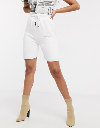 Public Desire relaxed jogger shorts co-ord