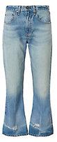 Rag & Bone JEAN Vale Crop Flare Jeans