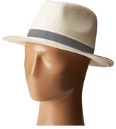 Lacoste Woven Straw Hat Caps