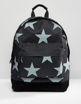 Mi-Pac Stars XL Backpack Black