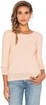 Shae Sasha Ruched Back Sweater
