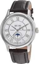 Revue Thommen Men's 16066.2532 Moonphase Dial Watch