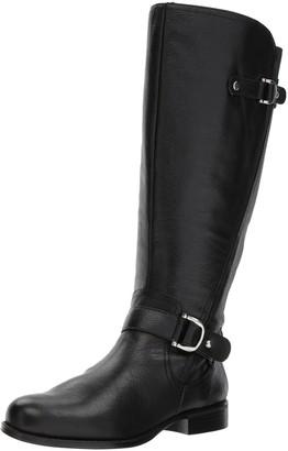 Naturalizer Women's Jenelle Wide Calf Riding Boot