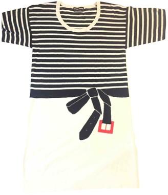 Sonia Rykiel Beige Cashmere Dress for Women