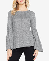 Vince Camuto TWO By Jacquard Bell-Sleeve Sweater