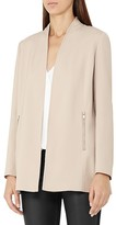 Reiss Joy Open Front Jacket