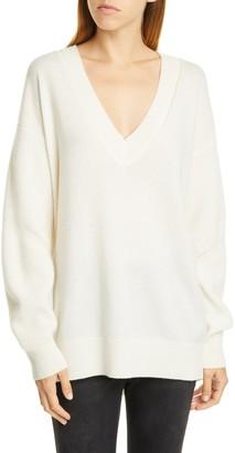 Rag & Bone Logan Cashmere V-Neck Sweater