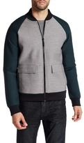 Kenneth Cole New York Colorblock Bomber Jacket