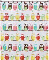 Bed Bath & Beyond Owl PEVA 70-Inch x 72-Inch Shower Curtain