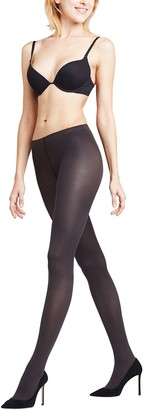 Falke Women's semi-Opaque Shiny Tight