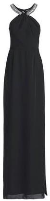 Raoul Georgina Embellished Crepe Dress