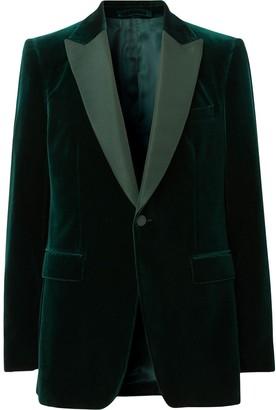 Burberry Slim-Fit Tailored Blazer