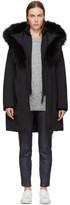 Mackage Black Down Kay-P Coat