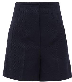 Sportmax Patio Skirt - Navy