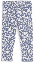 Mini Boden Stretch Cotton Jersey Leggings