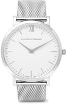 Larsson & Jennings Lugano Silver-plated Watch - One size