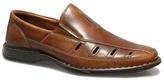 Josef Seibel Brown 'steven 12' Slip On Shoes