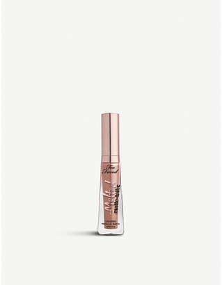 Too Faced Ladies Copper Melted Matte-Tallics Lipstick, Size: 7ml